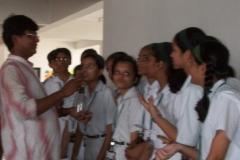 Nurturing session with Children