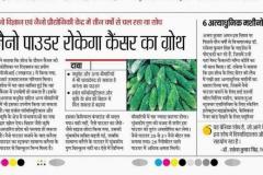 Food nanoscience & Bihar
